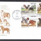Dogs Beagle Collie Terrier Spaniel Hound Chesapeake Bay Retriever Alaskan Malamute AM First Issue
