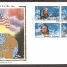 Polar Explorers, Kane, Greely, Stefansson, Peary, Henson, CS, First Issue USA