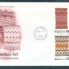 American Indian Navajo Art Blankets, Weaving, ArtCraft, First Issue USA