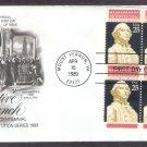 Bicentennial United States Executive Branch, George Washington, AC, First Issue USA