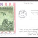 United We Stand, Mystic Iwo Jima, First Issue USA