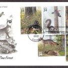 Longleaf Pine Ecosystem, AC, First Issue USA
