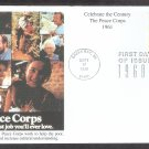 The Peace Corps, Celebrate the Century 1900s, CTC, First Issue USA!