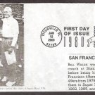 Honoring San Francisco 49ers Football Team, CTC, B, First Issue USA