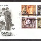 Women in Journalism, Nelly Bly, Ida M. Tarbell, Ethel L. Payne, Marguerite Higgins, AC, First Issue