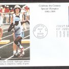 Celebrating the Century, 1990s, Special Olympics, Mystic, First Issue USA