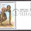 Jessie Owens, Six World Records, CTC 1930s, First Issue USA