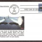 U. S. Navy Submarines, Ohio Class USS Nevada, First Issue USA