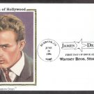 Honoring James Dean, Hollywood Legend, CS, First Issue USA