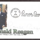 Honoring President Ronald Reagan, First Issue, B, 2005 USPS USA