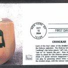 Hanukkah Dreidel Stamp, 2004, First Issue USA