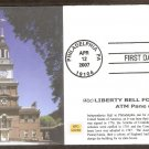 Liberty Bell, Forever Stamp, Symbol of America's Fight for Independence, B, 2007 First Issue