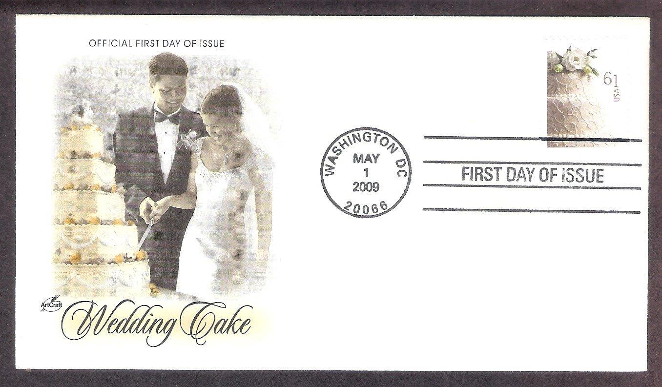 Wedding Cake, 2009 First Issue USA