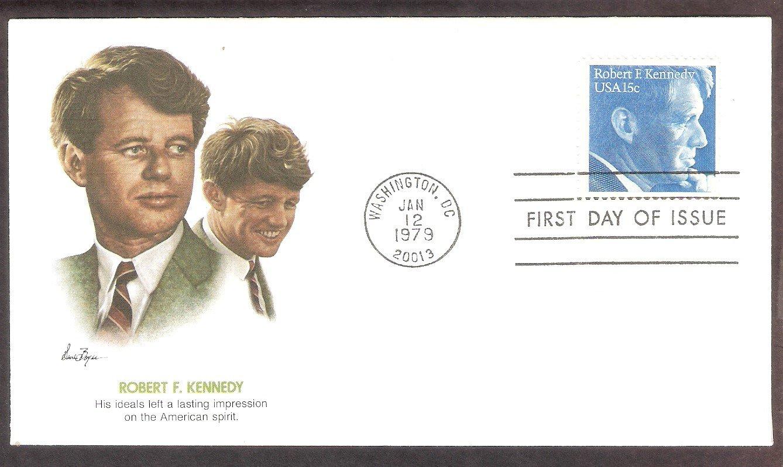 Senator Robert F. Kennedy, Attorney General, FW, 1979 First Issue USA