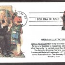 American Illustrator Norman Rockwell, Family Doctor, First Issue USA