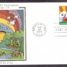 Artist Peter Max Expo 74, Cosmic Jumper, Preserve the Environment, CS, First Issue 1974