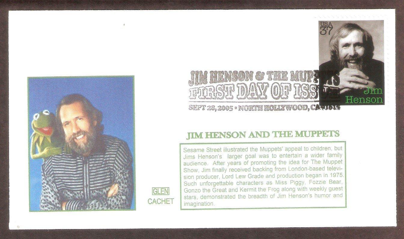 Honoring Jim Henson, Muppets, Glen, First Issue USA!