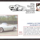 1953 Chevrolet Corvette, Detroit, Michigan, Glen, First Issue USA