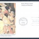 American Illustrators, Jessie Willcox Smith, Mystic, First Issue USA