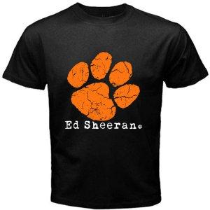 01 I Love I Paw Ed Sheeran T-Shirt CD Album MUSIC BAND CONCERT TOUR Tee T shirt S M L XL 2XL Size