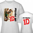 "1D One Direction ""Up All Night"" Music (CD Album Ticket Concert Tour) T shirt S M L XL Size a1code"