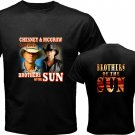 New Brothers of the Sun Tour 2012 Chesney & Mc Graw DVD Ticket T shirt S M L XL Size pic4