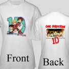 "1D One Direction ""Up All Night"" Music CD DVD Album Ticket Concert Tour T shirt S M L XL Size pic1"
