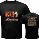 New Kiss Motley Crue Mötley Crüe pic6 DVD CD Tickets The Tour Date 2012 Tee T - Shirt