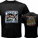New Kiss Motley Crue Mötley Crüe pic7 DVD CD Tickets The Tour Date 2012 Tee T - Shirt