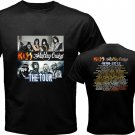 New Kiss Motley Crue Mötley Crüe pic9 DVD CD Tickets The Tour Date 2012 Tee T - Shirt