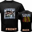 New Kiss Motley Crue Mötley Crüe pic10 DVD CD Tickets The Tour Date 2012 Tee T - Shirt