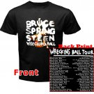 Bruce Springsteen and the E Street Band Wrecking Ball pict1 DVD Tickets Tour date 2012 Tee T- Shirt