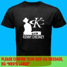 A01 Kenny Chesney No Shoes Nation Tour 2013 Tee T - Shirt SIZE S M L XL 2XL