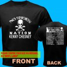 A02 Kenny Chesney No Shoes Nation Tour Date 2013 Tee T - Shirt SIZE S M L XL 2XL