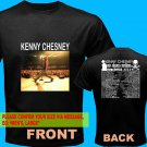 A06 Kenny Chesney No Shoes Nation Tour Date 2013 Tee T - Shirt SIZE S M L XL 2XL