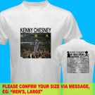 A12 Kenny Chesney No Shoes Nation Tour Date 2013 Tee T - Shirt SIZE S M L XL 2XL