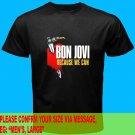 A02 Bon Jovi Because We Can Tour 2013 Tee T - Shirt SIZE S M L XL 2XL
