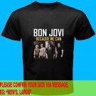 A05 Bon Jovi Because We Can Tour 2013 Tee T - Shirt SIZE S M L XL 2XL