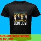 A07 Bon Jovi Because We Can Tour 2013 Tee T - Shirt SIZE S M L XL 2XL