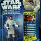 OBI-WAN Kenobi Star Wars The Clone Wars Action Figure #CW40 2010