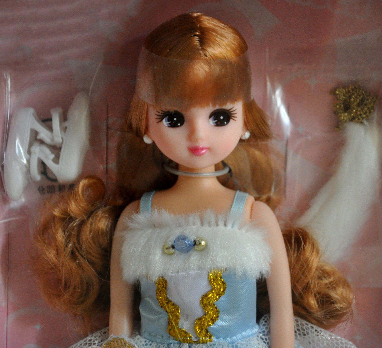 New Cute Takara Licca Chan 9 Inches Ballerina Doll LD09 June 2016