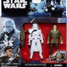 Snowtrooper Officer Poe Dameron First Order Star Wars Force Awakens 4 Inches Figure