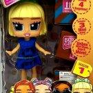 New Boxy Girls ELLIE Mini Doll Unbox 4 Surprises 3 Mini Boxes Mini Shoes Bags