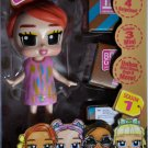 New Boxy Girls Coco Mini Doll Unbox 4 Surprises 3 Mini Boxes Shoes Bags Season 1