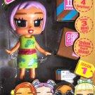New Boxy Girls Bee Mini Doll Unbox 4 Surprises 3 Mini Boxes Shoes Bags Season 1