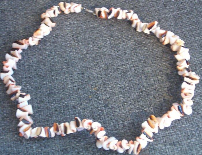 Authentic Hawaiian Shell Necklace
