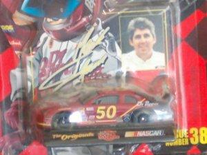 Mark Green #50 Dr. Pepper Nascar Collectible