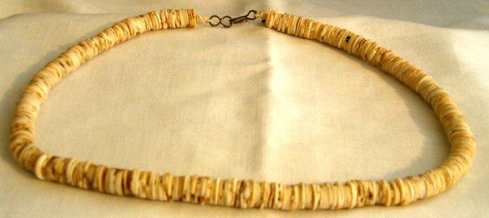 Men's/Women's Shell Disks Beades Necklace