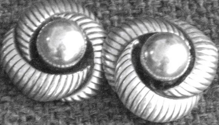 Vintage Danecrat Sterling Silver Earrings