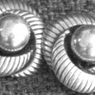Vintage Danecrat Sterling Silver Earrings